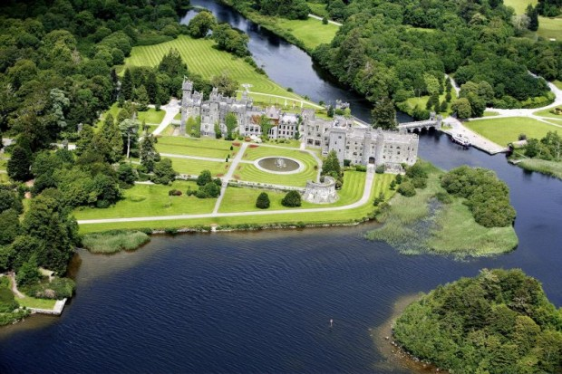 Hotel do Ano: Ashford Castle, County Mayo – Galway, Irlanda