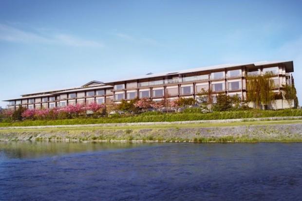 Melhor Design: The Ritz-Carlton Kyoto – Japão