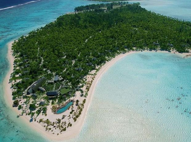 Melhor desempenho em turismo sustentável: The Brando – Tetiaroa, Polinésia Francesa